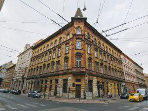 Wesselényi street