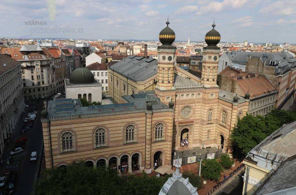 Happy birthday Great Synagogue!